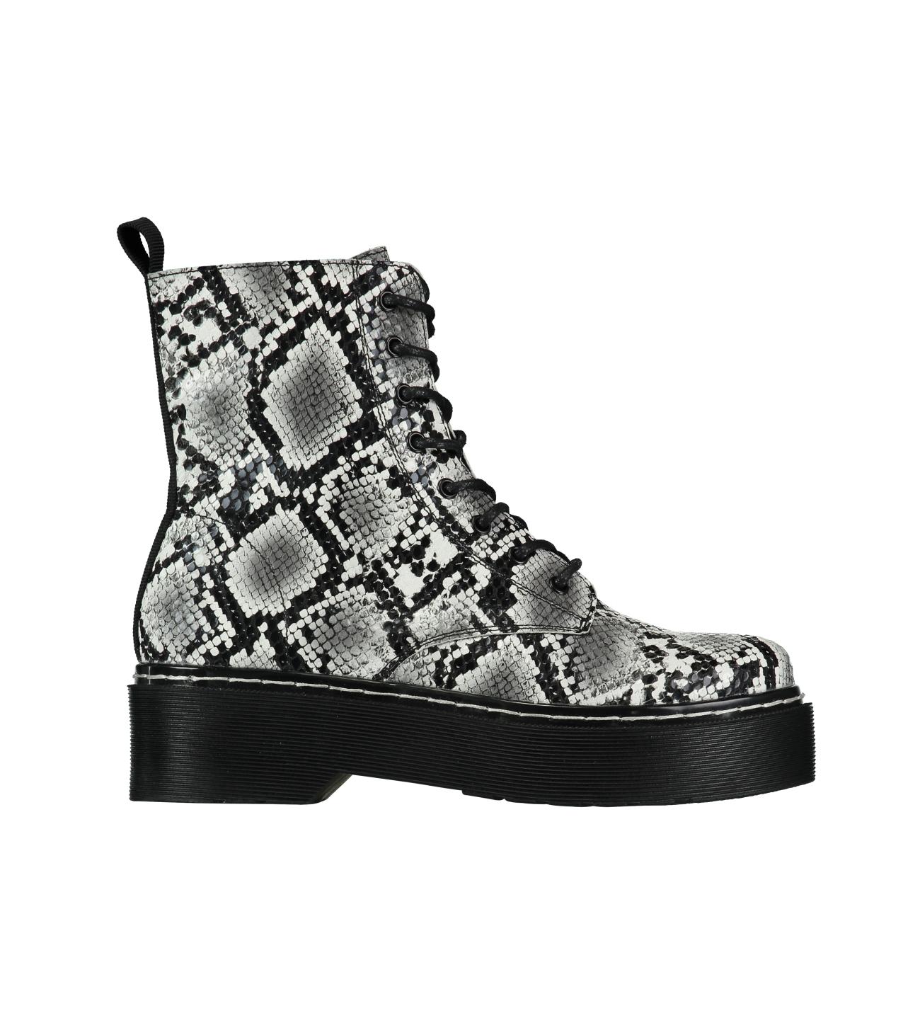 Hailys Boots - Snake