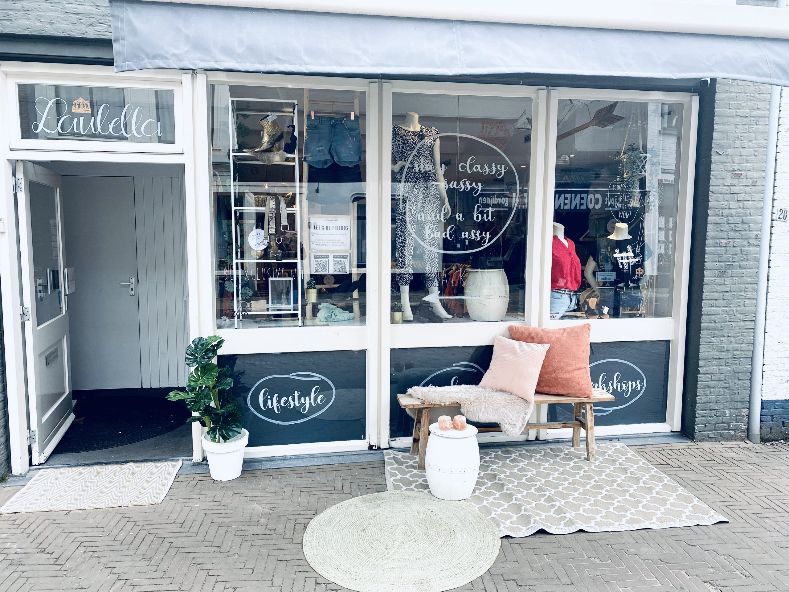 Laubella Fashion & Styling winkel