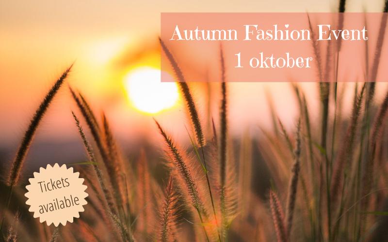Autumn Fashion Event