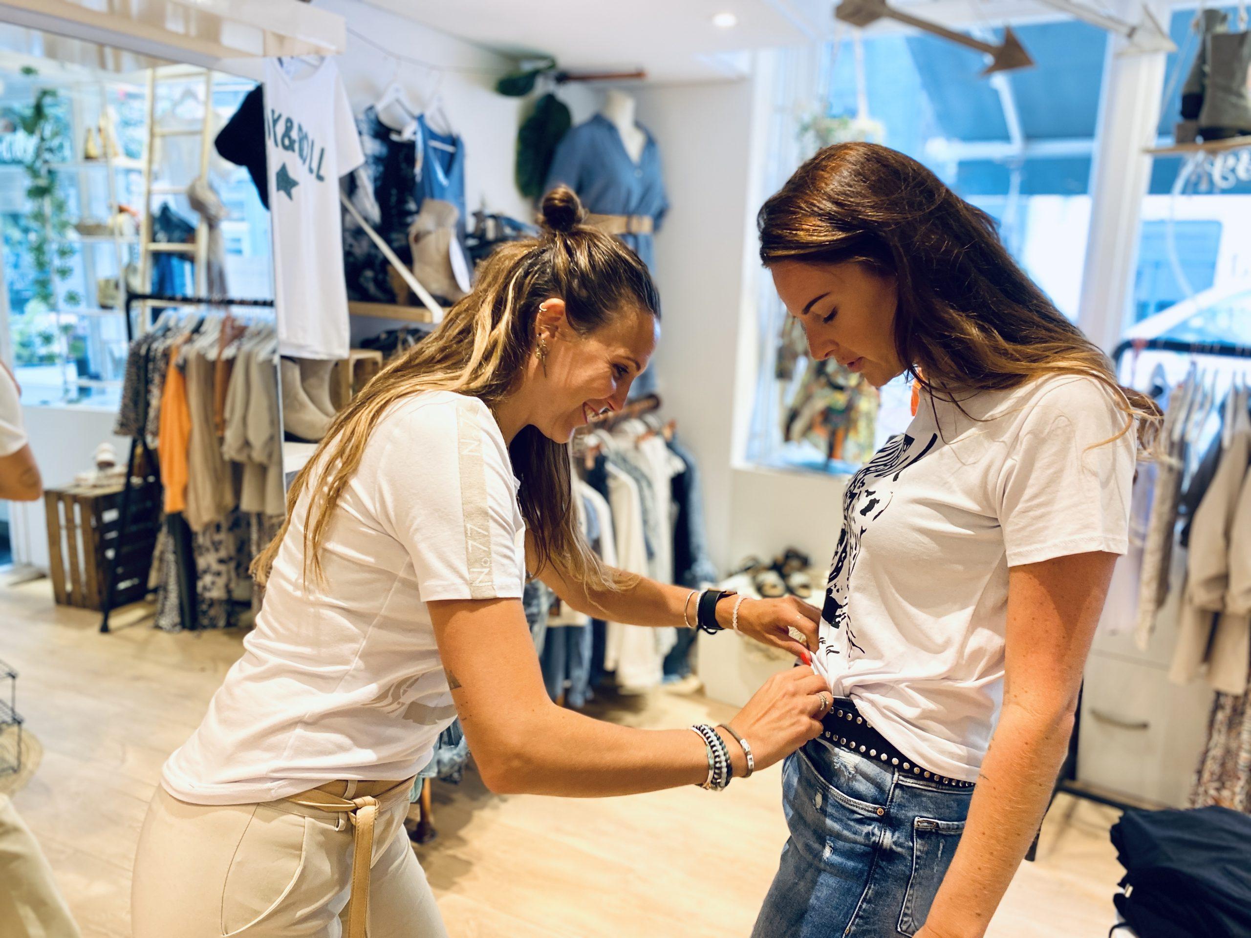 Laubella private shopping
