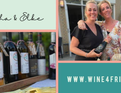 Wine4Friends bij Autumn Event